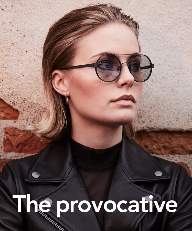 Smarteyes Club Collection - the provocative