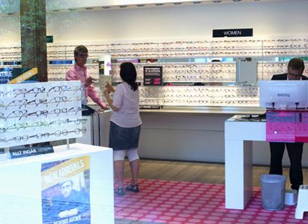 Optiker Härnösand